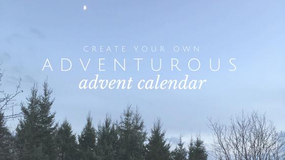 adventurous advent header